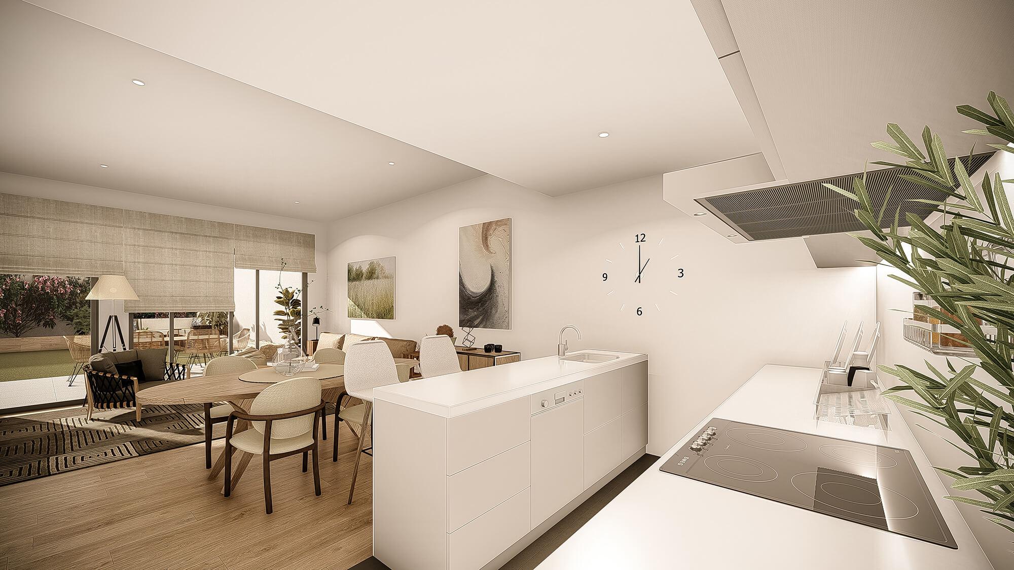 Promoció de pisos a Terrassa Edifici Galvani